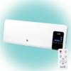 Kép 1/3 - Fali ventilátoros fűtőtest, stop programos FKF 59201