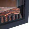 Kép 3/9 - Szabadon álló elektromos kandalló FKK 21 fahasáb lángeffekt