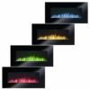 Kép 2/3 - Smart fali kandalló FKK 3000 WIFI hangulatvilágítás