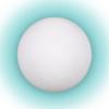 Kép 4/5 - LED gömb hangulatvilágítás, RGBW