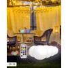 Kép 5/5 - LED gömb hangulatvilágítás, RGBW