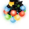 Kép 2/3 - LED-gömb fényfüzér