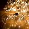 Kép 1/3 - LED-es villanykörte fényfüzér ML 15 GLOBE