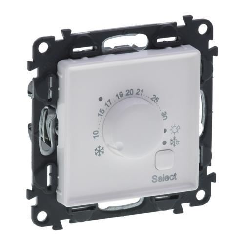 Valena Life fehér  termosztát Legrand 752133