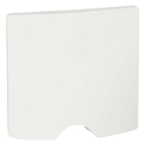 Niloé fehér  kábelkivezető Legrand 764546
