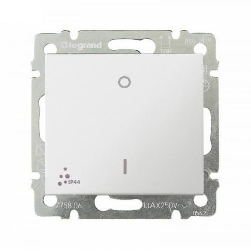 Valena IP44 fehér 102 kapcsoló Legrand 770092