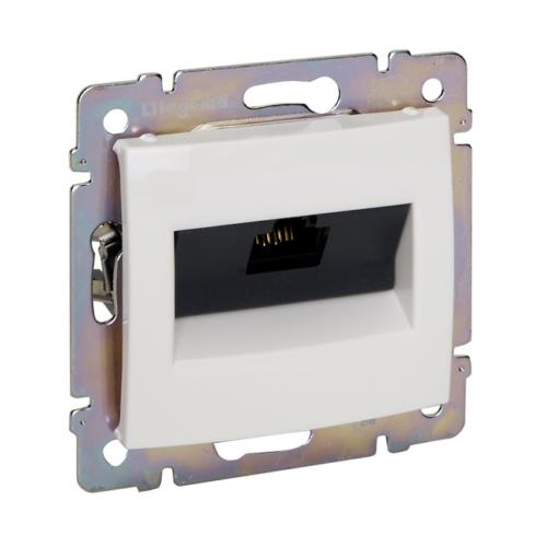 Valena fehér RJ45-C6F informatikai csatlakozó Legrand 774232