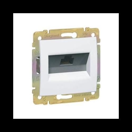 Valena fehér RJ45-C5eU informatikai csatlakozó Legrand 774238
