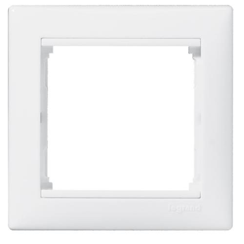Valena fehér 1-es keret Legrand 774451