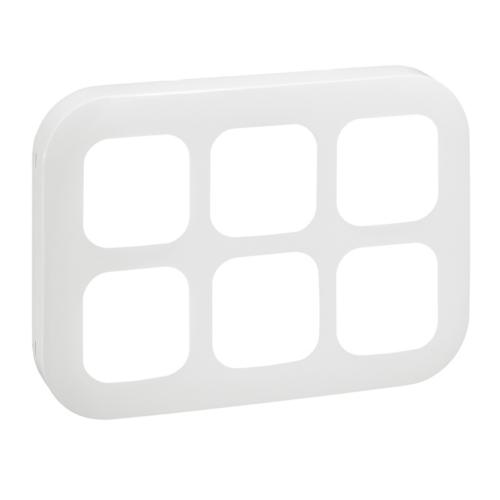 Forix fehér  vakfedél Legrand 782495