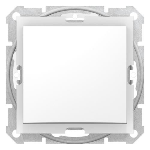 Sedna IP44 fehér egypólusú kapcsoló (101)