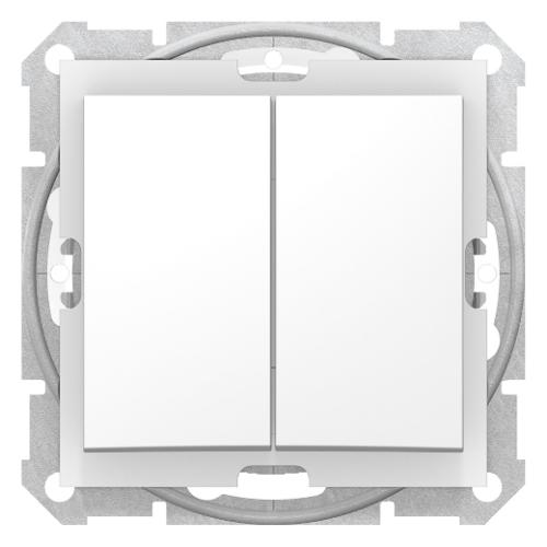 Sedna IP44 fehér csillárkapcsoló (105)