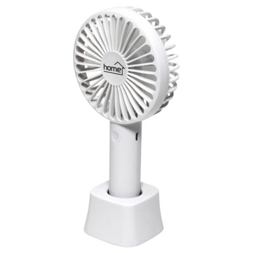 Kézi, tölthető ventilátor HF 9/WH