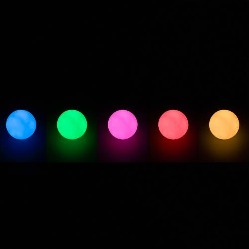 LED gömb hangulatvilágítás, RGBW LBL 58