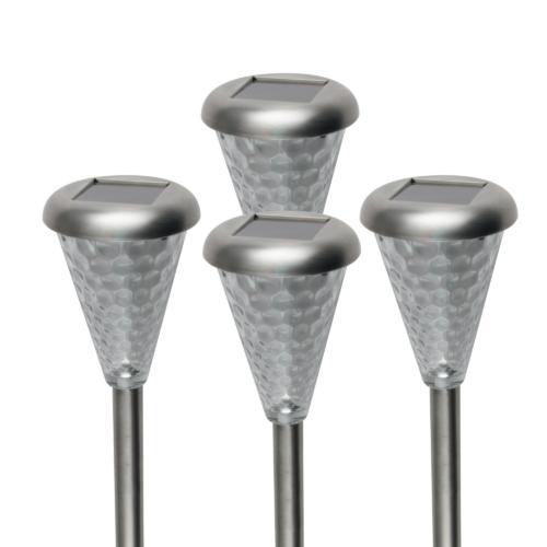 Napelemes kerti lámpa, 4 db-os szett MX 811/4